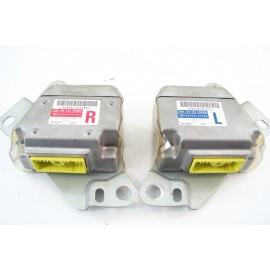 DAIHATSU SIRION 1.0i 55c n°3 module de contrôle airbag