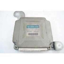 DAIHATSU SIRION 1.0i 55c n°4 module de contrôle airbag