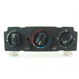 PEUGEOT 306 II avec clim n°43 Manette de commande de chauffage