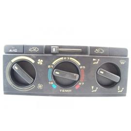 PEUGEOT 405 avec clim n°45 Manette de commande de chauffage