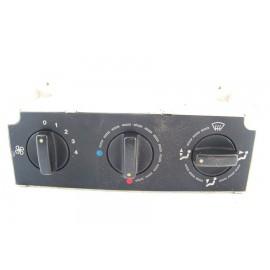 CITROEN ZX phase 1 n°51 Manette de commande de chauffage