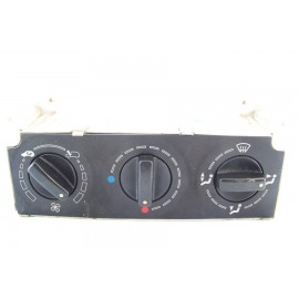 CITROEN ZX phase 1 n°52 Manette de commande de chauffage