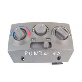 FIAT PUNTO 55 n°80 Manette de commande de chauffage